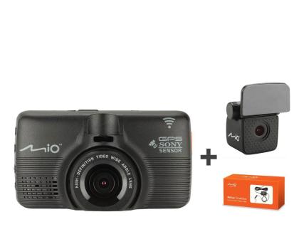 """Mio MiVue 792 Dual Deluxe Full HD/2,7""""/140/Wi-Fi-424206 - Zdjęcie 1"""