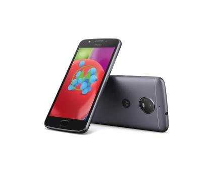 Motorola Moto E4 2/16GB Dual SIM szary-368187 - Zdjęcie 2