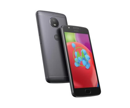 Motorola Moto E4 2/16GB Dual SIM szary-368187 - Zdjęcie 3