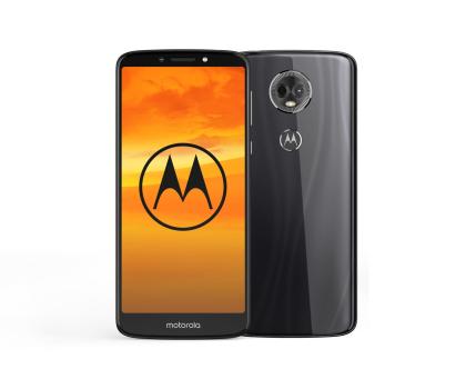 Motorola Moto E5 Plus 3/32GB Dual SIM 5000mAh szary + etui-410726 - Zdjęcie 1