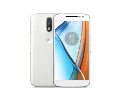 Motorola Moto G4 LTE Dual SIM biały-316046 - Zdjęcie 1