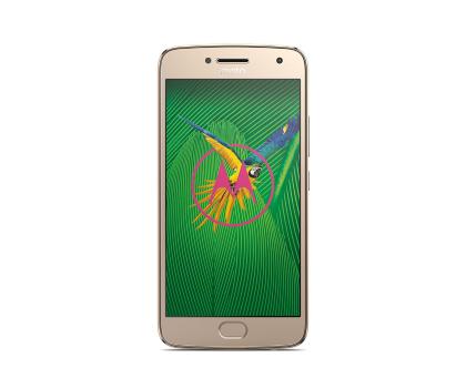 Motorola Moto G5 Gen Plus 3/32GB Dual SIM złoty -363436 - Zdjęcie 2