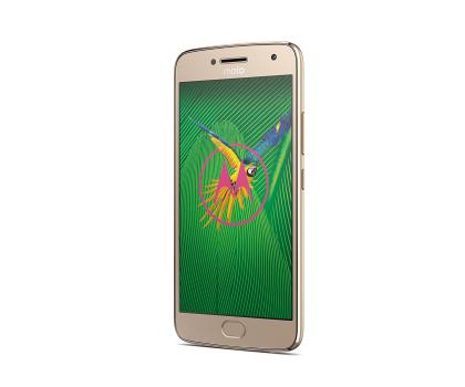 Motorola Moto G5 Gen Plus 3/32GB Dual SIM złoty -363436 - Zdjęcie 5