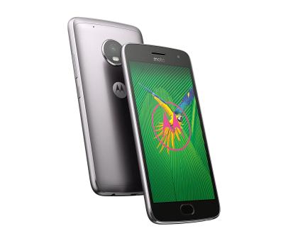 Motorola Moto G5 Plus 3/32GB Dual SIM szary-363438 - Zdjęcie 5