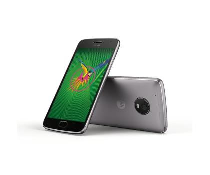 Motorola Moto G5 Plus 3/32GB Dual SIM szary-363438 - Zdjęcie 4
