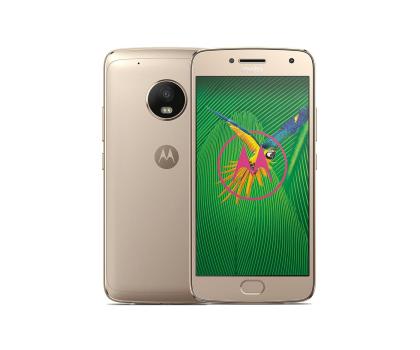 Motorola Moto G5 Plus 3/32GB Dual SIM złoty -363436 - Zdjęcie 1