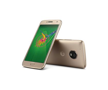 Motorola Moto G5 Plus 3/32GB Dual SIM złoty -363436 - Zdjęcie 4