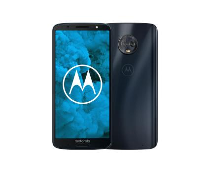 Motorola Moto G6 Plus 4/64GB Dual SIM czarny + etui-410741 - Zdjęcie 1