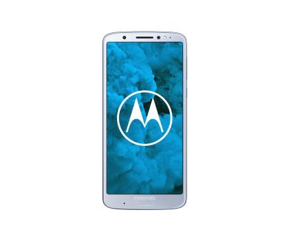 Motorola Moto G6 Plus 4/64GB Dual SIM srebrzysty błękit-410743 - Zdjęcie 2