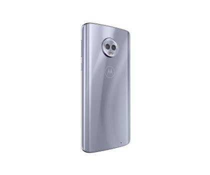 Motorola Moto G6 Plus 4/64GB Dual SIM srebrzysty błękit-410743 - Zdjęcie 4