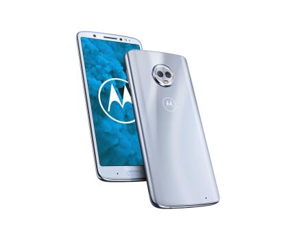 Motorola Moto G6 Plus 4/64GB Dual SIM srebrzysty błękit-410743 - Zdjęcie 5