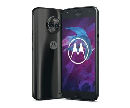 Motorola Moto X4 3/32GB IP68 Dual SIM czarny-383397 - Zdjęcie 2