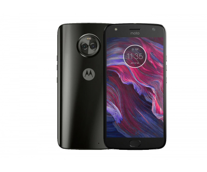 Motorola Moto X4 3/32GB IP68 Dual SIM czarny-383397 - Zdjęcie 1