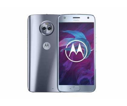 Motorola Moto X4 3/32GB IP68 Dual SIM niebieski-383398 - Zdjęcie 1