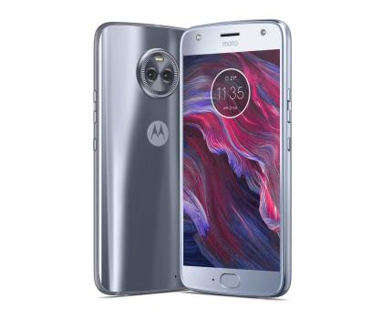Motorola Moto X4 3/32GB IP68 Dual SIM niebieski-383398 - Zdjęcie 2