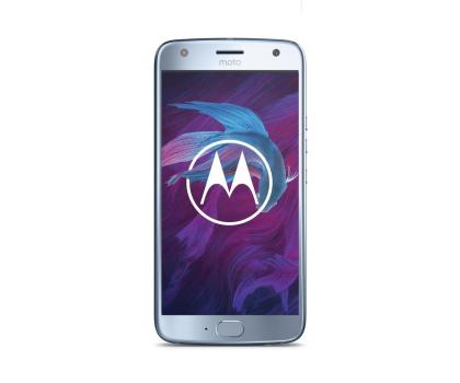 Motorola Moto X4 3/32GB IP68 Dual SIM niebieski-383398 - Zdjęcie 5