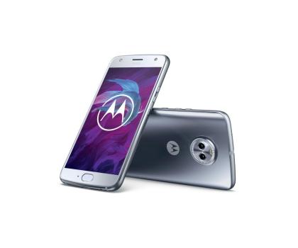 Motorola Moto X4 3/32GB IP68 Dual SIM niebieski-383398 - Zdjęcie 4