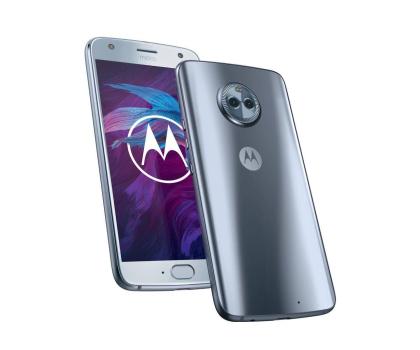 Motorola Moto X4 3/32GB IP68 Dual SIM niebieski-383398 - Zdjęcie 3