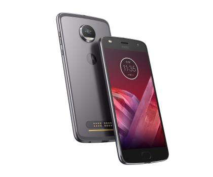 Motorola Moto Z2 Play LTE Dual SIM szary-374052 - Zdjęcie 3