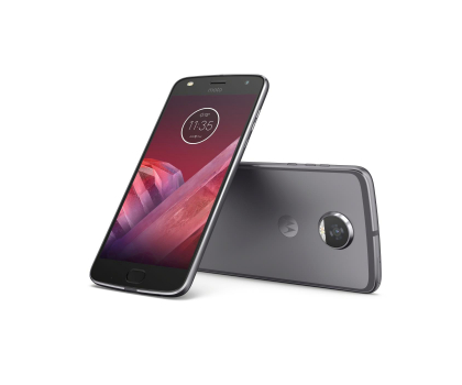 Motorola Moto Z2 Play LTE Dual SIM szary-374052 - Zdjęcie 2