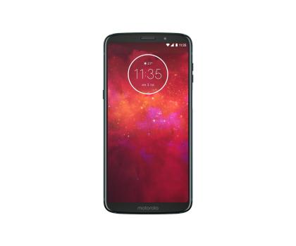Motorola Moto Z3 Play 4/64GB Dual SIM czarny-439250 - Zdjęcie 2