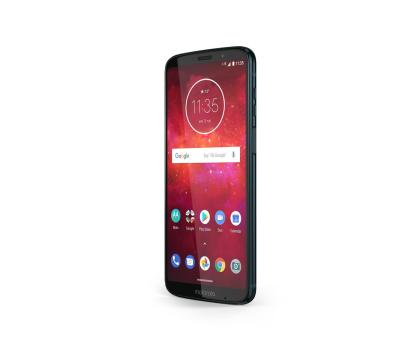 Motorola Moto Z3 Play 4/64GB Dual SIM czarny + power pack-439250 - Zdjęcie 6