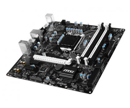MSI B150M BAZOOKA (B150 PCI-E DDR4)-260427 - Zdjęcie 4