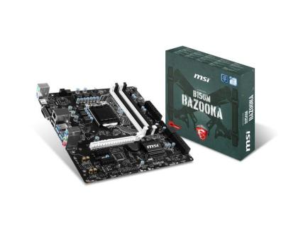 MSI B150M BAZOOKA (B150 PCI-E DDR4)-260427 - Zdjęcie 1