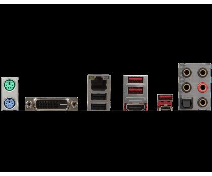 MSI B250M BAZOOKA OPT + i5-7400 + Crucial 8GB 2400MHz-390818 - Zdjęcie 6