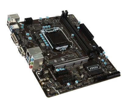 MSI B250M PRO-VD + Crucial 8GB 2400MHz-379923 - Zdjęcie 3