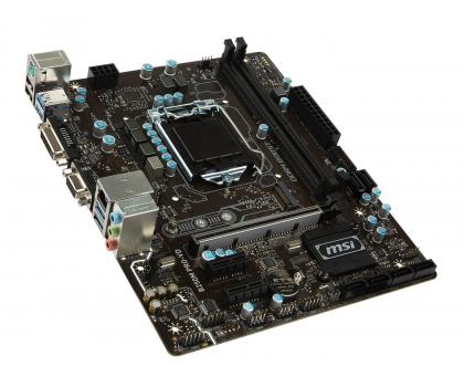 MSI B250M PRO-VD + i5-7400 + Crucial 16GB 2400MHz -391556 - Zdjęcie 3