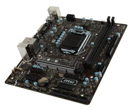 MSI B250M PRO-VD + i5-7400 + Crucial 8GB 2400MHz-391553 - Zdjęcie 4