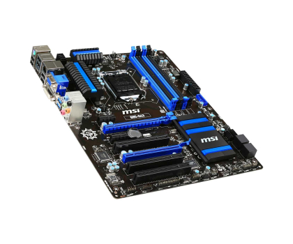 MSI B85-G43 (B85 2xPCI-E DDR3)-150919 - Zdjęcie 2