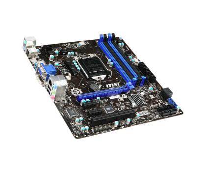MSI B85M-E45 (B85 PCI-E DDR3)-155542 - Zdjęcie 2