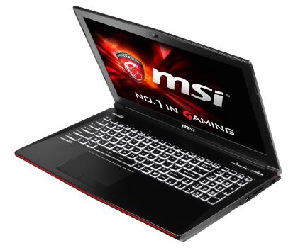 MSI GE62 Apache i7-6700HQ/16GB/256+1000 GTX960M FHD -269878 - Zdjęcie 4