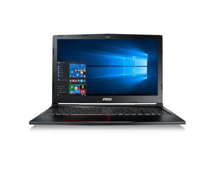 MSI GE63VR i7-7700HQ/16GB/1TB+256/Win10 GTX1070 120Hz-380783 - Zdjęcie 2