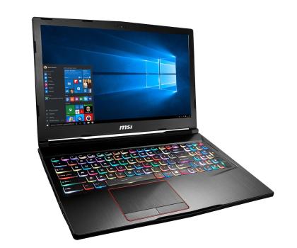 MSI GE63VR i7-7700HQ/16GB/1TB+256/Win10 GTX1070 120Hz-380783 - Zdjęcie 4