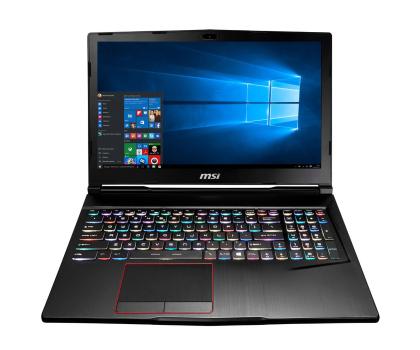 MSI GE63VR i7-7700HQ/8GB/1TB+128/Win10 GTX1060 120Hz-380790 - Zdjęcie 6