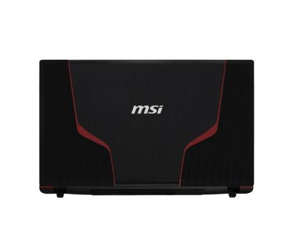 MSI GE70 2OC i5-4200M/8GB/128+750 GT750 FHD mSATA-157458 - Zdjęcie 2