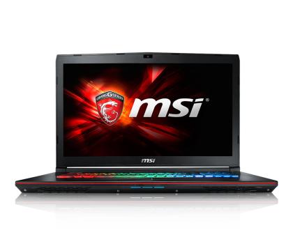 MSI GE72 i7-7700HQ/16GB/1TB+120SSD GTX1050 120Hz-348267 - Zdjęcie 5