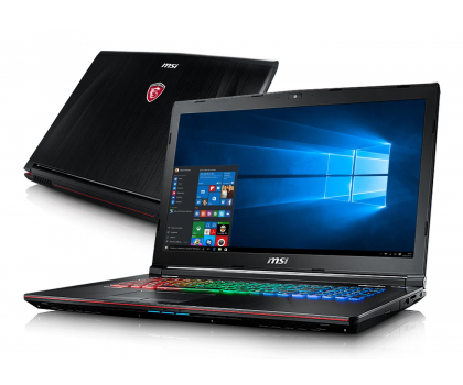 MSI GE72 i7-7700HQ/16GB/1TB/Win10X GTX1050Ti 120Hz-348288 - Zdjęcie 1