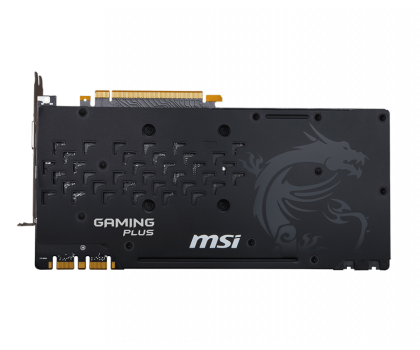 MSI GeForce GTX 1080 GAMING X+ 8GB GDDR5X -364140 - Zdjęcie 5