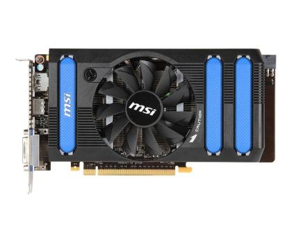 MSI GeForce GTX650Ti 1024MB 192bit OC BOOST-137915 - Zdjęcie 2