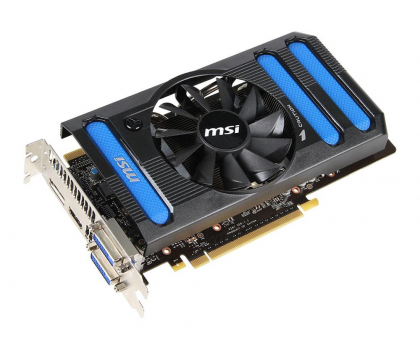 MSI GeForce GTX650Ti 1024MB 192bit OC BOOST-137915 - Zdjęcie 3