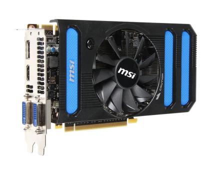 MSI GeForce GTX650Ti 1024MB 192bit OC BOOST-137915 - Zdjęcie 4