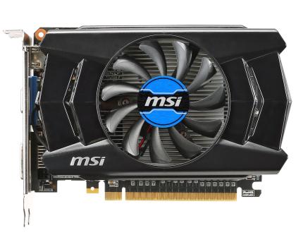 MSI GeForce GTX750Ti 2048MB 128bit OC V1-200709 - Zdjęcie 4