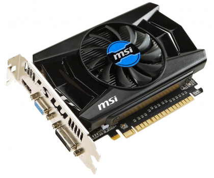 MSI GeForce GTX750Ti 2048MB 128bit OC V1-200709 - Zdjęcie 2