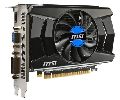 MSI GeForce GTX750Ti 2048MB 128bit OC V1-200709 - Zdjęcie 3