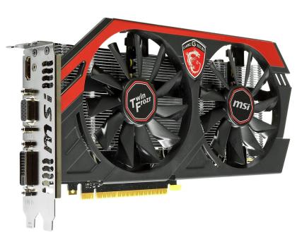 MSI GeForce GTX750Ti 2048MB 128bit Twin Frozr OC-174903 - Zdjęcie 3