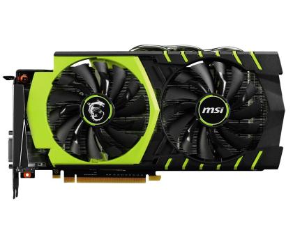 MSI GeForce GTX960 2048MB 128bit GAMING 100ME-223644 - Zdjęcie 2